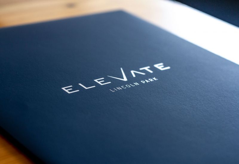 Elevate Lincoln Park Brochure Cover